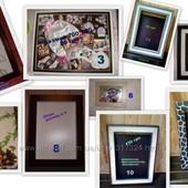 Оригинальные рамки для фото под заказ- Эксклюзив