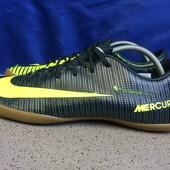 Футбольные копочки Nike Mercurial X Victory Cr7 оригинал футзалки