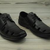 Кожаные сандалии. Распродажа кожаной обуви!Самые низкие