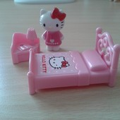 Котенок Hello Kitty (Хеллоу Китти) оригинал