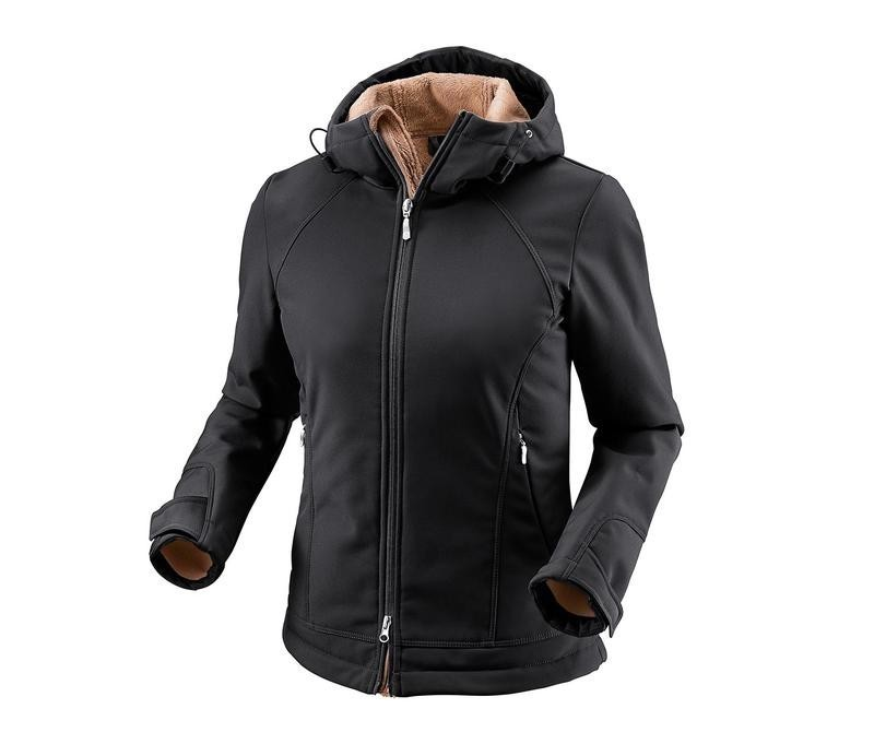 Куртка теплая мембранная softshell софтшелл tchibo tcm демисезонная фото №1