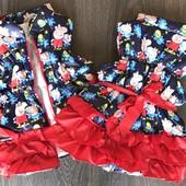 5 цветов Жилетка 92-110см на флисе синтепоне для девочки теплая демисезонная деми с рюшами жилет