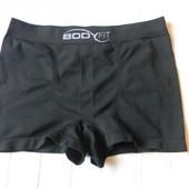 Мужские бесшовные  боксеры Bodyfit от Angelo Litrico р. S