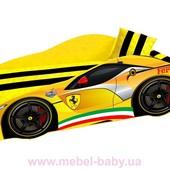 Кровать Машина Ferrari Элит - только фабричные модели! Выставка.