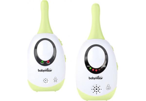 Радионяня babymoov a014010 baby monitor simply care 300 м фото №1