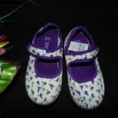 Тапочки Marks&Spencer 21р,ст 14 см.Мега выбор обуви и одежды