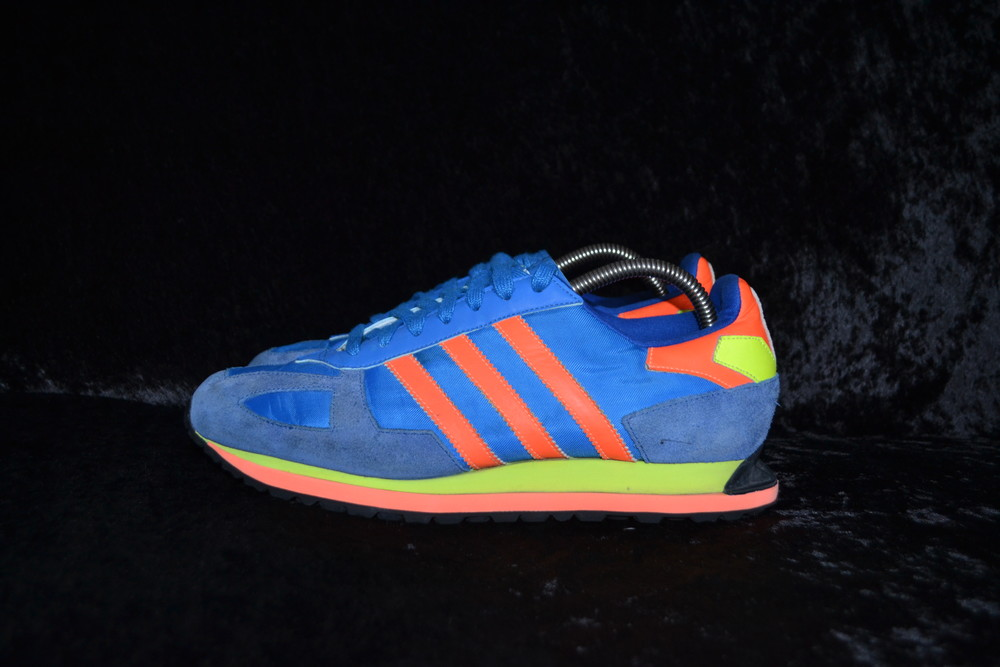 Винтажные кроссовки adidas, р. 40 фото №1