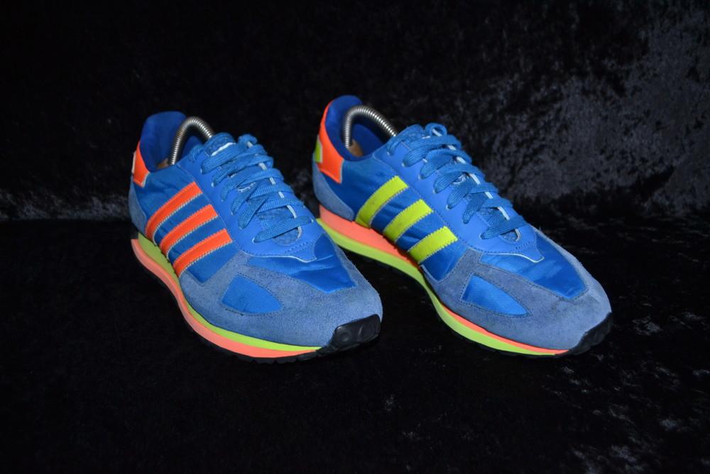 Винтажные кроссовки adidas, р. 40 фото №5