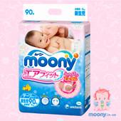 Японские подгузники Moony NB (0-5 кг.) 90 шт., с Диснеем