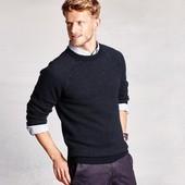 теплые свитер из шерсти мериноса Man тсм Tchibo (германия),
