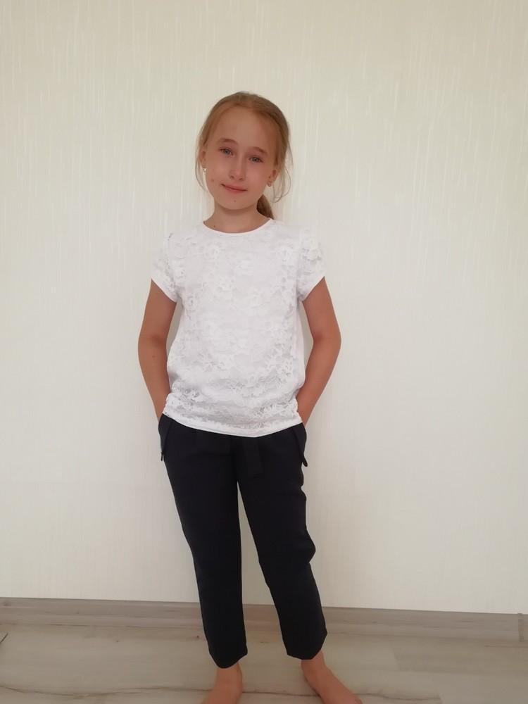 Блузки для девочек 122-152 фото №1