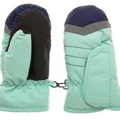 Варежки, термоварежки, краги Thinsulate 120 грамм. 2-5 лет для мальчиков.