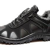 Ботинки/кроссовки зимние, с утеплителем (КБ-15)