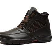 Ботинки мужские стильные, украинского производства (СБ-11)