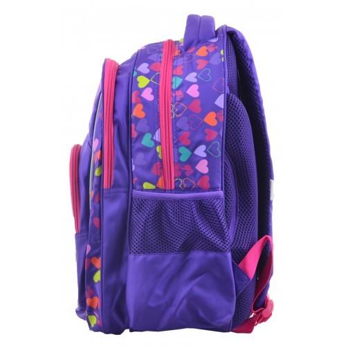 fad03093ca9e Детский школьный рюкзак ранец портфель для девочки в школу s-21 barbie фото  №3