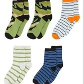Классные носочки от Mothercare из Англии на 0-6 мес, 1-2 года