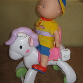лошадь каталка Fisher-Price