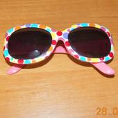 Фирменные очки для девочки 2-4 года
