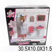 Мебель 66844 (1522820)  для ванной,с куклой