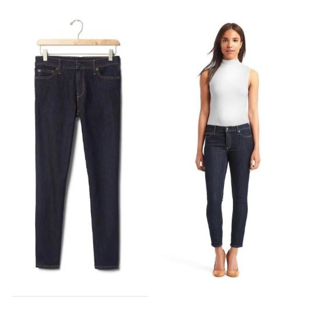 Джинсы джинси gap premium 1969 denim skinny 28 и 29р скинни скіні скини гэп  фото № 824fa4b50c1a8