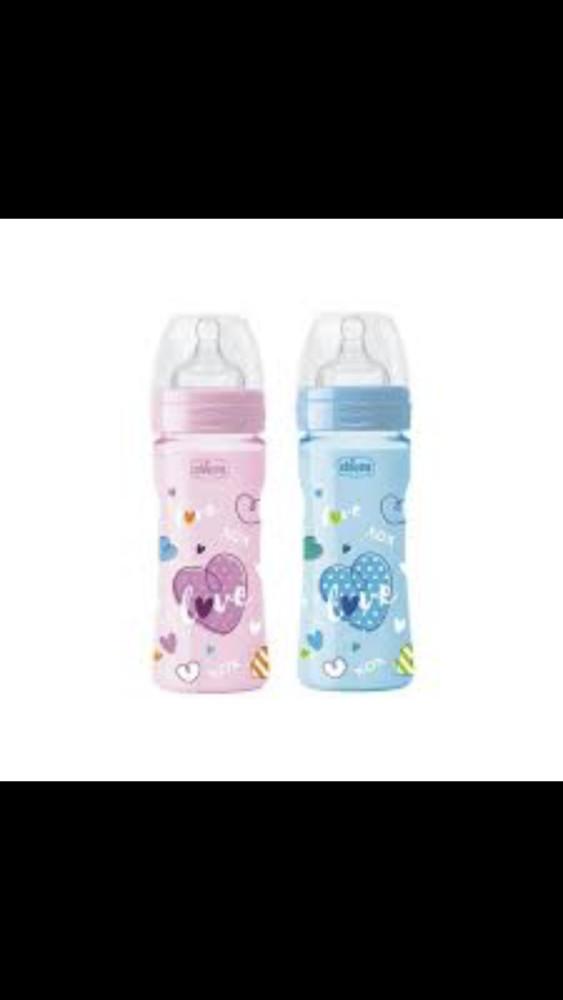 Бутылочи силикон 2m+(розовая) фото №1