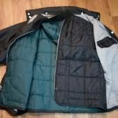 Куртка мужская двойная/ветровка/куртка