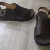 Кожаные сандалии босоножки Clarks activ air, 27,5см