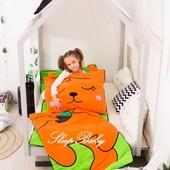 Белка -детский спальник-слипик
