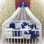 Детское постельное белье кроватку
