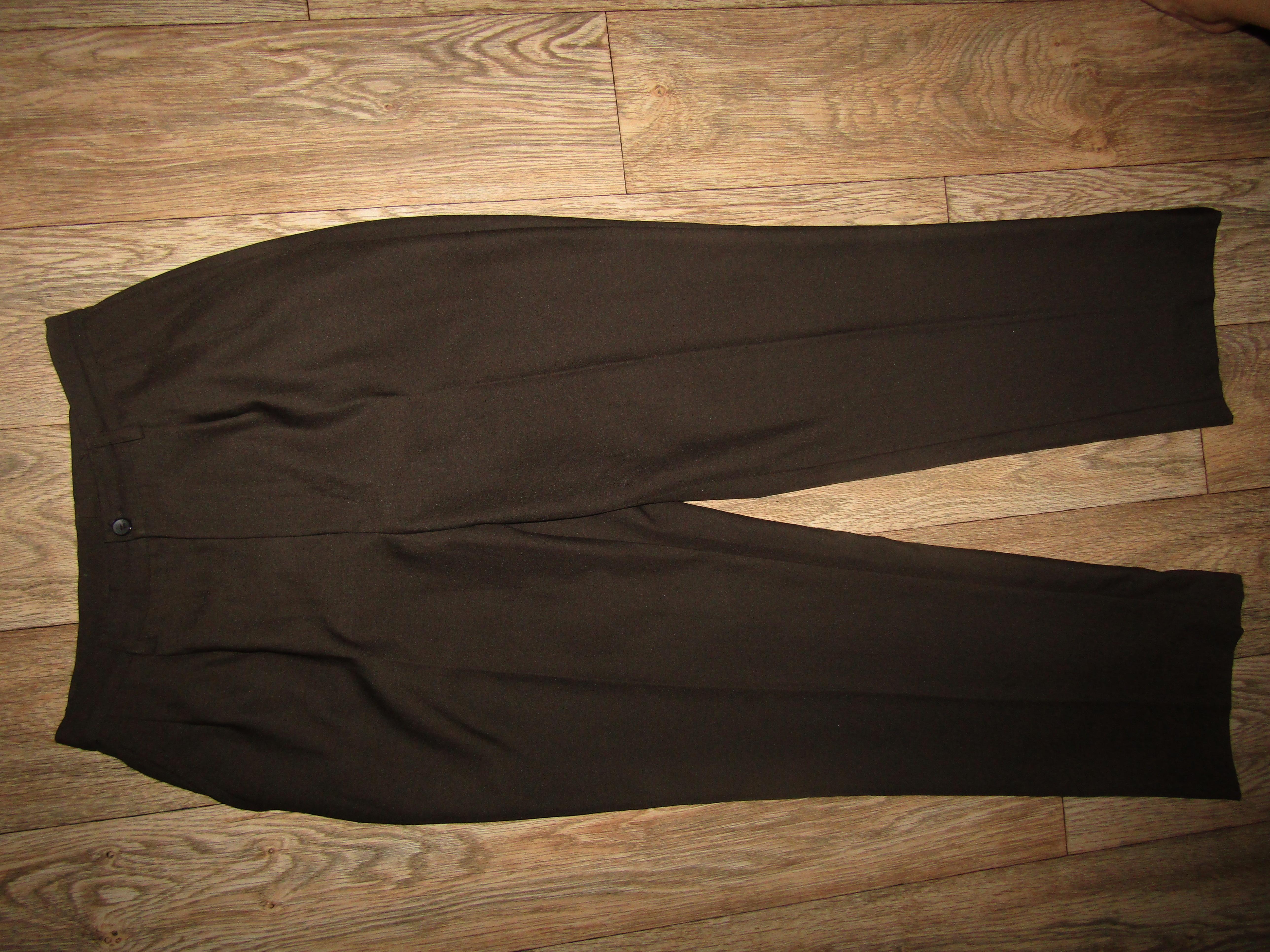 брюки мужские р-р М