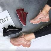 Кроссовки в стиле Баленсиага