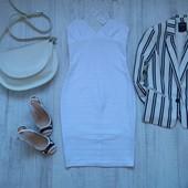 Новое платье-чехол Bebe (Xs)