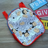 Рюкзак раскраска Disney