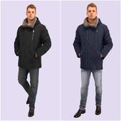 Новинка 2018. Мужская зимняя куртка Мачо-2 люкс(есть большие размеры)2 цвета