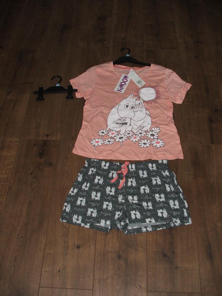 Пижама мооміn (турция) фото №1