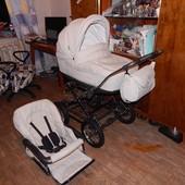Красотка коляска Roan Marita, 2в1, полнейшая комплектация