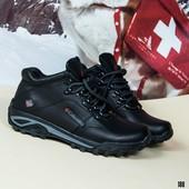 Новинка! мужские  кожаные ботинки код:ДК 188