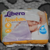 продам памперсы либеро пачка размер 0