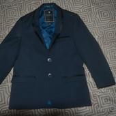 пиджак мальчику Next рост 104 на 4 года  Англия