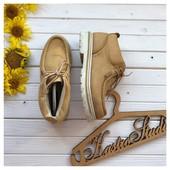 Кожаные мужские ботинки Lugz рр 42