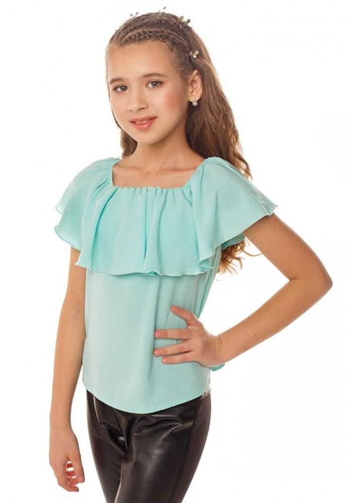 Блуза ланита: размер 36-38-40-42 фото №1
