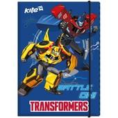 Папка для труда Kite A4+ Transformers на резинке
