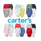 Бодики Carters 4шт комплект