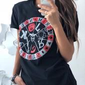 Стильная футболка «Criminai