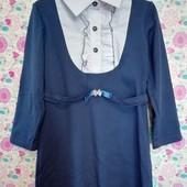 Школьное платье. Школьная форма.