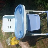 стул для кормления Babyton Голубой