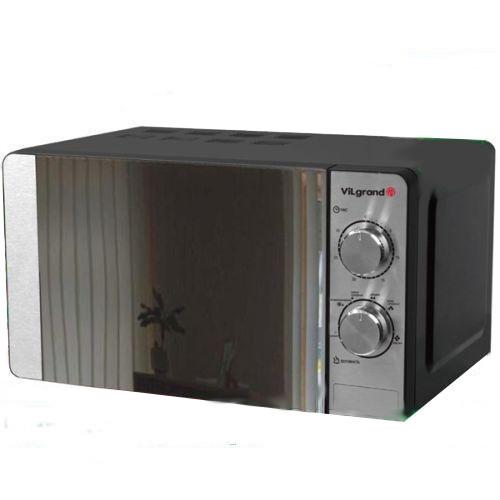 Микроволновая печь vilgrand vmw-7205 зеркальная фото №1