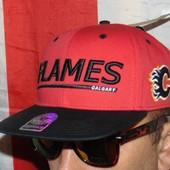 Новая оригинал фирменная бейсболка кепка NHL.м-л-хл