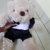 ведмедик мягкий