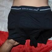 Фирменние стильние термо труси белье бренд Sergio Maldini.л-хл .